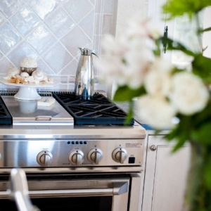 Amazing Grace Turks and Caicos Kitchen Detail