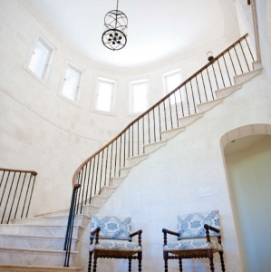 Amazing Grace Turks and Caicos Staircase