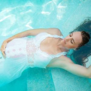 Fleur de Lys Villa Pool Maternity