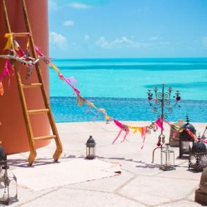Bajacu Bohemian Gypsy Wedding Turks and Caicos