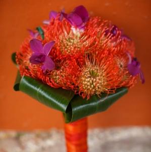 Bajacu Bohemian bouquet by Environmental Arts