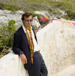 Bajacu Bohemian groom Turks and Caicos Islands