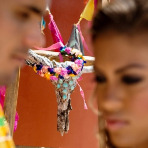 Bajacu Bohemian Ceremony detail