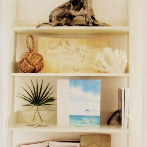 Shelf Detail Turks and Caicos Sporting Club