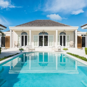 Cotton House Turks and Caicos pool