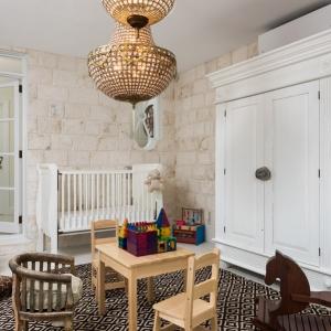 Cotton House Turks and Caicos nursery and playroom