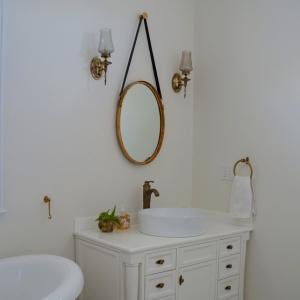 cotton house bathroom