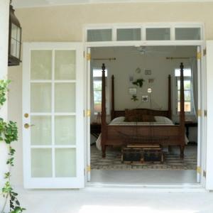 cotton house bedroom
