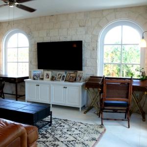 cotton house media room
