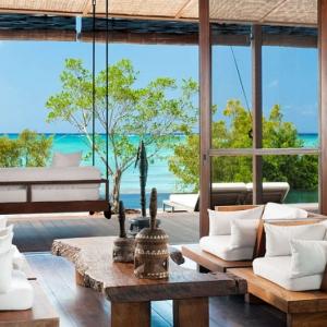 Donna Karan Sanctuary Parrot Cay Great Room