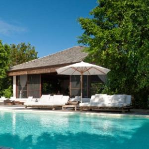 Donna Karan Sanctuary Parrot Cay Pool