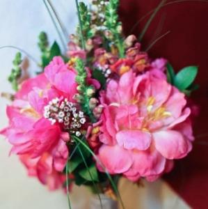 Bajacu Wedding Bouquet detail