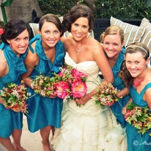 Bajacu Wedding floral design