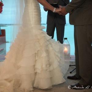 Bajacu Wedding Ceremony detail