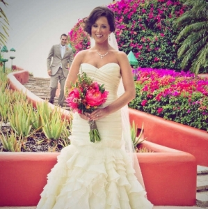 Bajacu Wedding First Look