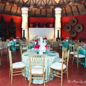 Bajacu Wedding Reception Tablescapes