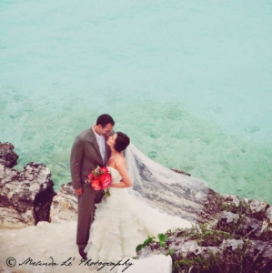 Bajacu Wedding photos courtesy Melinde Le\'