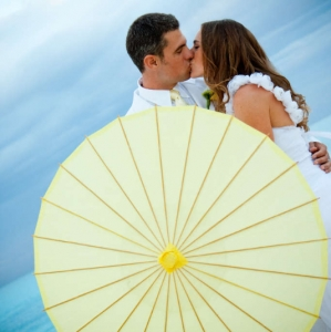 Leeward Beach wedding Turks and Caicos