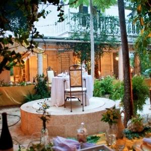 Fleur de Lys Villa wedding reception