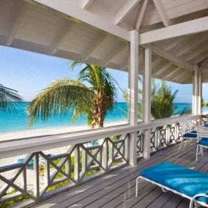 Ocean Club Oceanfront patio