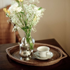 Point Grace Coffee Tray