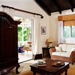 Point Grace Bedroom Living Room