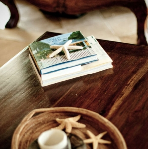 Point Grace Coffee Table Detail