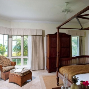 Point Grace Bedroom View