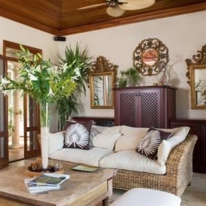 living-room Fleur De Lys Villa