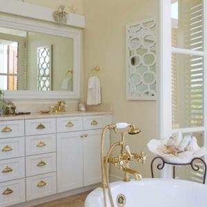master bath Fleur De Lys Villa