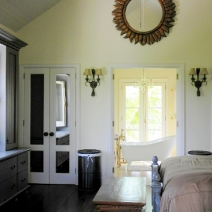 master-bed-and-bath Fleur De Lys Villa