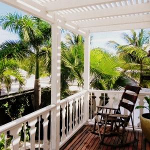 upper-balcony Fleur De Lys Villa