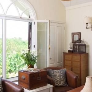 upstairs-office Fleur De Lys Villa