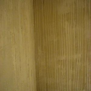 powder room wall texture detail