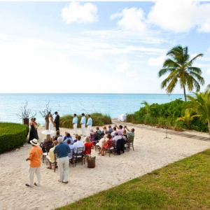Footprints Villa Ceremony