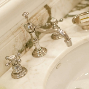 Regent Palms Bathroom Detail