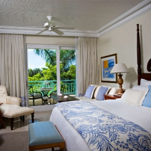 Regent Palms Bedroom