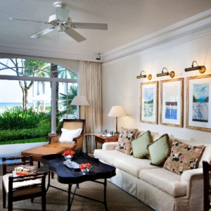 Regent Palms Bedroom Living Room