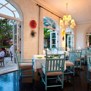 Regent Palms Parallel 23 Restaurant