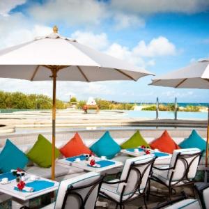 Regent Palms Plunge Restaurant