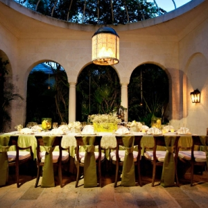 Regent Palms Wedding Pavilion