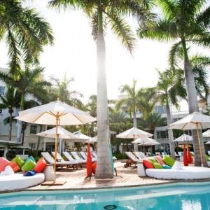 Regent Palms Pool Area