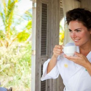 Point Grace Spa Guest Tea