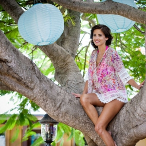 Discover 2012 Fashion Turks and Caicos Tropical Imaging playful look