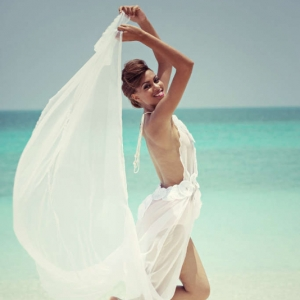 Discover 2013 Fashio Turks and Caicos Tropical Imaging ethereal look