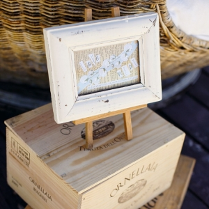Well Read Rustic Wedding Styled Shoot Love Nest Sign