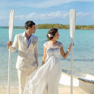 Well Read Rustic Wedding Styled Shoot Beach Rowboat Oars