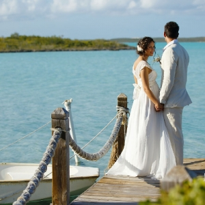 Well Read Rustic Wedding Styled Shoot  Ocean Dock