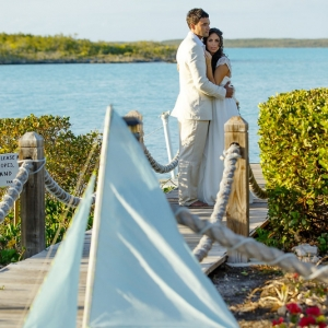 Well Read Rustic Wedding Styled Shoot Model Sailboat