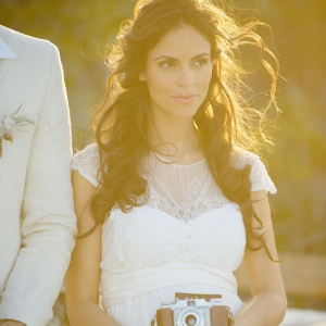 Well Read Rustic Wedding Styled Shoot Vintage Cameras